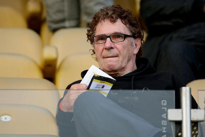 Willem van Hanegem ziet FC Den Bosch 'wel aardig' spelen bij Roda JC.