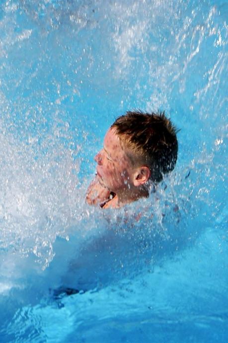 Is het zomervakantie, zijn de zwembaden dicht