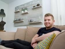 Braam hoopt dat ploeggenoten HAVO hem wakker houden ondanks antibioticakuur