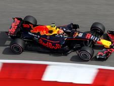 Hamilton ook snelste in derde vrije training, Verstappen op P5