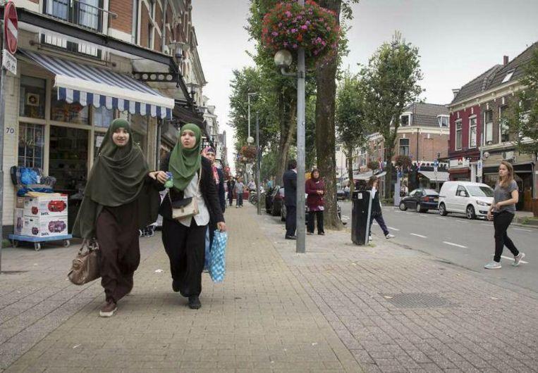 Kanaalstraat, Utrecht. 'Djihadstrijders zijn een gevaar voor de samenleving.' Beeld Werry Crone