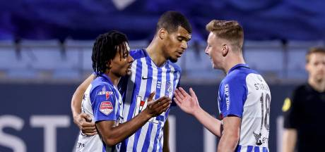 Bevrijd FC Eindhoven sluit roerige week af met winst op Jong Ajax