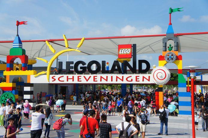 Legoland Scheveningen.