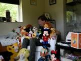 Ruben (29) is gek op Disney en heeft een enorme verzameling