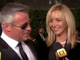 Leuk weerzien tussen 'Joey' en 'Phoebe' op de Emmy's