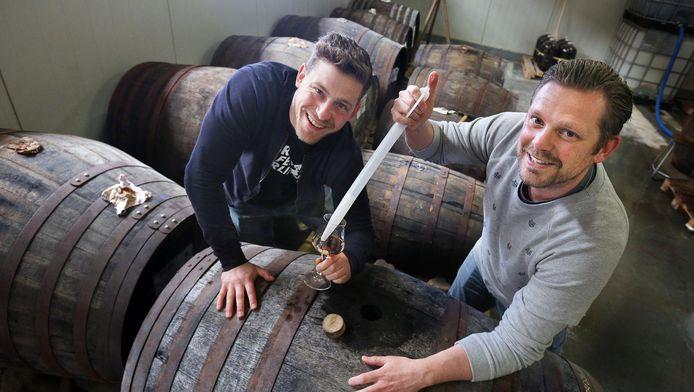 Brouwerij Kompaan verandert dan voor de tweede keer in een terrein vol mannenproducten.