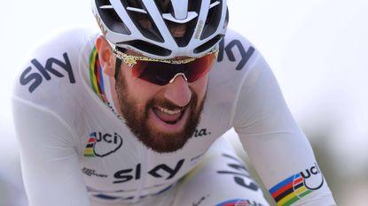 Wiggins en rasspurters aan start Kuurne-Brussel-Kuurne