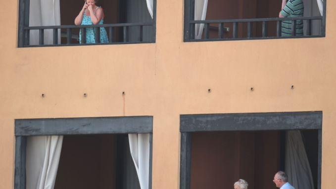 Niemand mag z'n kamer uit in 'corona-hotel'