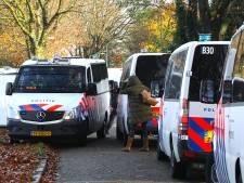 Politie laat de spierballen rollen tijdens Operatie Alfa: 'Al zou ik het geen machtsvertoon noemen'