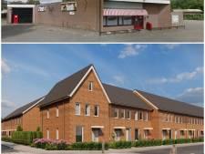 Vijftien huizen in Veghel op plek waar oude sportschool stond