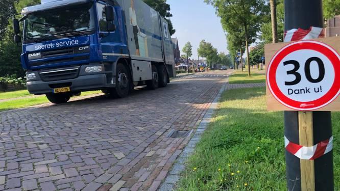 Mariaheide is klaar met hardrijders en fietsers op het voetpad: 'Je komt makkelijk op 70 overtredingen per dag'