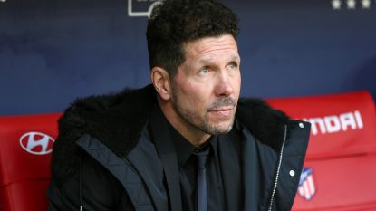 FT buitenland (14/2). Simeone blijft Atlético trouw - Mourinho kreeg 17 miljoen euro ontslagvergoeding van Man United