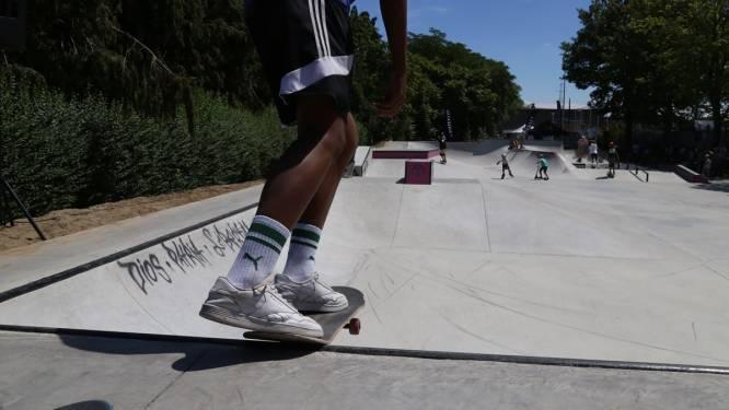 Wegens te druk: skatepark enkel nog toegankelijk met online reservering