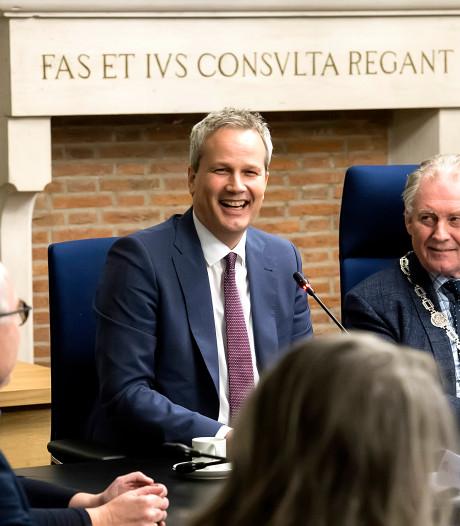 Nieuwe burgemeester Evert Weys voelt het vertrouwen in Hilvarenbeek