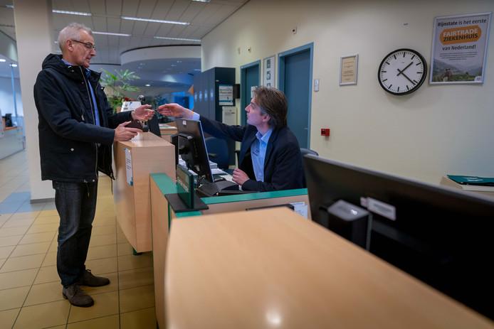 De huidige polikliniek van Rijnstate in Arnhem-Zuid gaat.