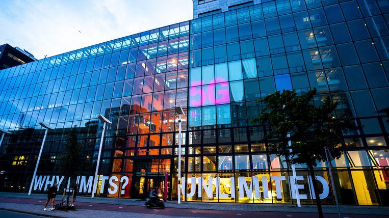 Het T-Mobile hoofdkantoor. Beeld ANP