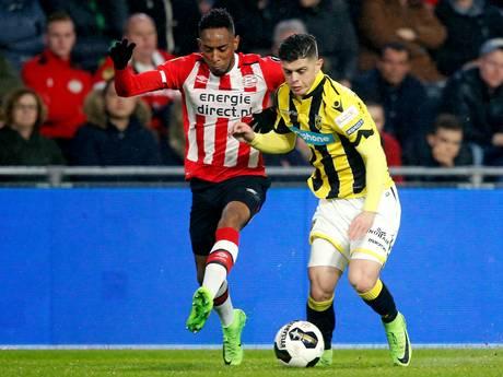 PSV pakt 9e zege in 10 duels
