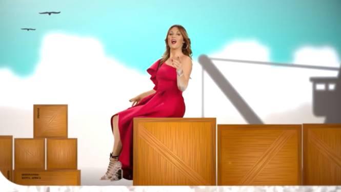 Belle Perez-nummer 'Que Viva La Vida' krijgt nieuw jasje voor 'Madagascar, de Musical'