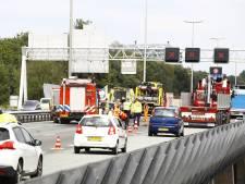 Gewonde bij ongeluk op A28 bij Zwolle