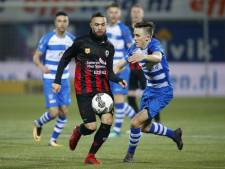 PEC Zwolle pikt aanvaller Elbers op