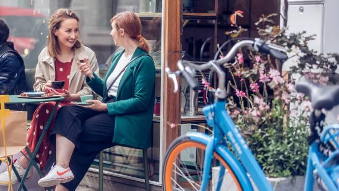 Heusdenaren rijden voortaan rond met Blue-bike