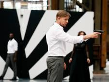 Van bomvolle zalen naar bouwplaats: operazanger Martijn maakte door corona bijzondere carrièreswitch