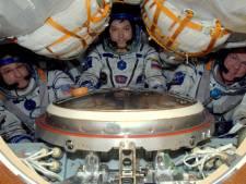 Dit is de laatste tweet van André Kuipers uit de ruimte