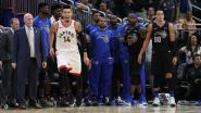 VIDEO. Green helpt Toronto met buzzershot aan nipte winst - Warriors-vedette Stephen Curry toont zijn voetbaltalent