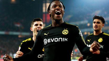 VIDEO: Droomdebuut voor Michy Batshuayi bij Dortmund: twee goals en een assist
