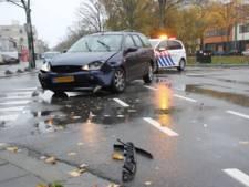 Weer een ongeval op de kruising Van Gijnstraat en Verrijn Stuartlaan Rijswijk