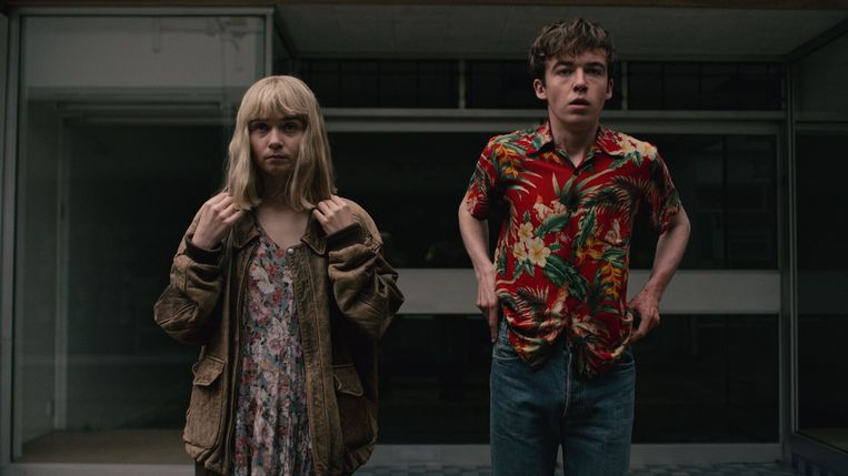 The End of the F***ing World. Beeld Courtesy of Netflix