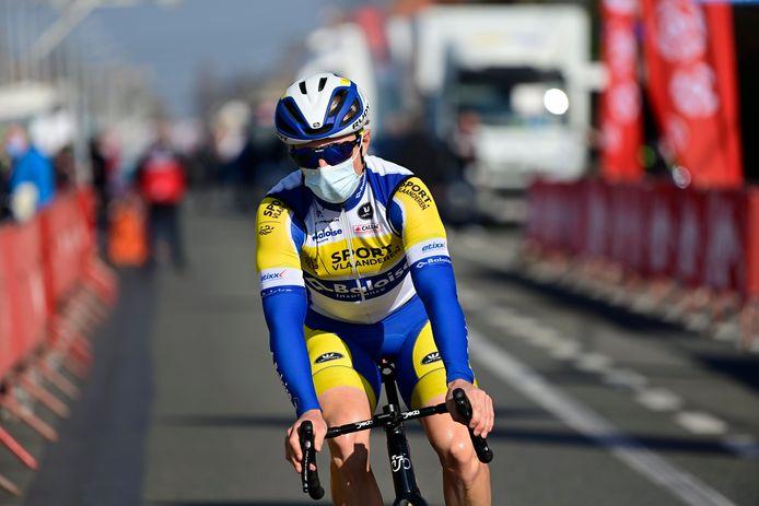 Sasha Weemaes, de laatste winnaar van de Sint-Elooisprijs.