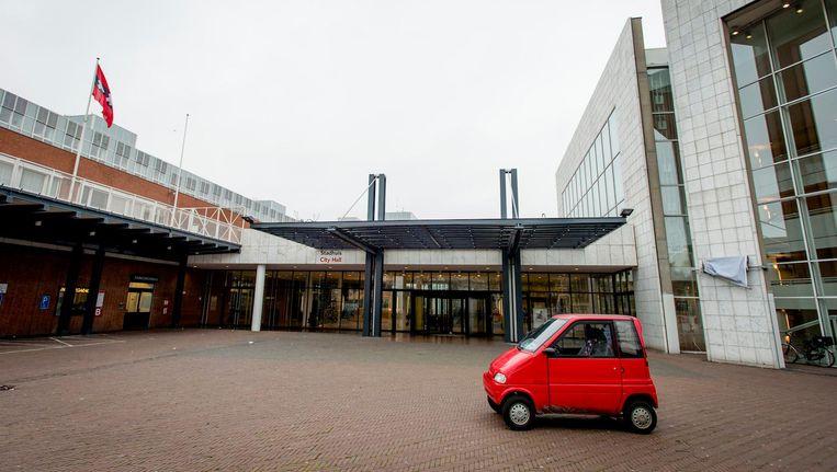 De club hoopt op een duurzame chocoladefabriek in het stadhuis Beeld anp