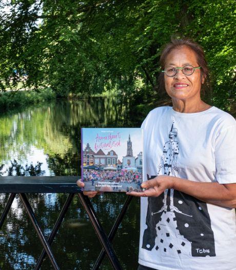 Riekje (70) maakte een boek over het ontstaan van Amersfoort als festivalstad