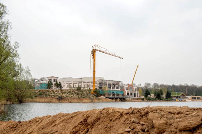Thermen Berendonck is de laatste bouwfase ingegaan.