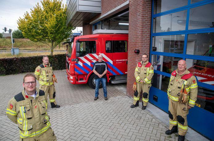 Brandweerkazerne Stadspoort bestaat 25 jaar. Toch lijkt de sluiting onoverkomelijk.