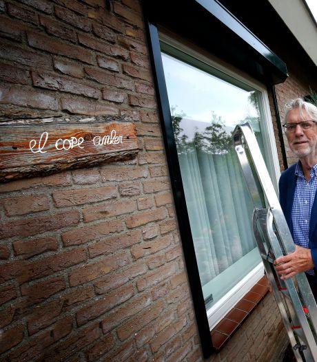 Het huis van Kees en Nel draagt de naam 'El Cope Anher': 'Nee, het is geen Spaanse spreuk'