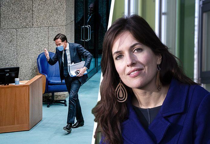 Lector weerbare democratie Willeke Slingerland houdt zich bezig met de informele netwerken rondom de politiek.