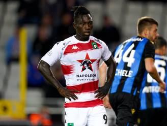 """Club Brugge-fans riepen 'aap' naar mij"": Cercle-spits Kévin Denkey slachtoffer van racisme tijdens Brugse derby"