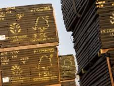 Failliete houthandelaar uit Hengelo moet ruim ton terugstorten