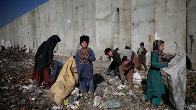 "VN: ""Meer dan helft Afghanen kampt komende winter met voedselonzekerheid"""
