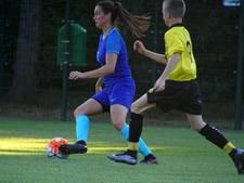 Voetbalvrouwen Oranje onder 19 verliezen op vierlandentoernooi