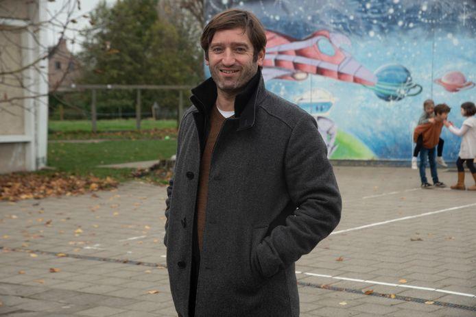 Coördinator Nico De Ridder van Eureka.