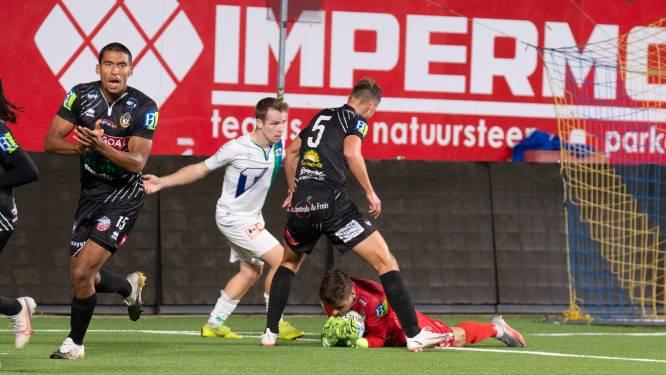 """Nick Spaenhoven haalt samen met KVK Tienen 0-2-achterstand op tegen Olympic Charleroi: """"Zelfs winninggoal zat er nog in"""""""