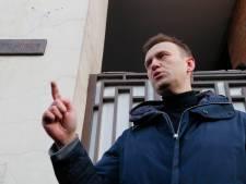 Russische politie doorzoekt kantoren oppositiekopstuk Navalni