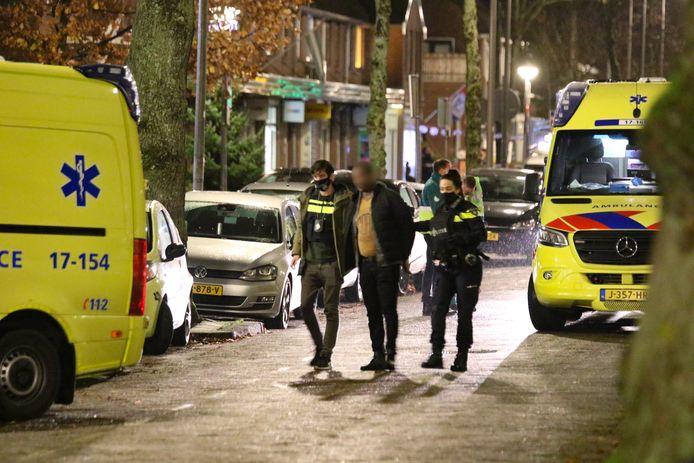 Na de woningoverval werden in totaal 13 verdachten aangehouden.