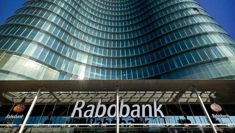 Het hoofdkantoor van de Rabobank in Utrecht. Beeld anp
