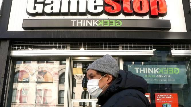 GameStop na recente beursgekte op zoek naar nieuwe topman