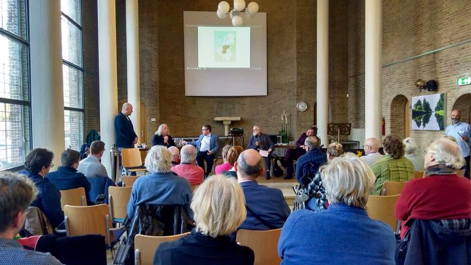 Debatmiddag over Brabantse identiteit.
