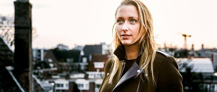 Manon van Essen is genomineerd voor start-up Magioni, een pizza met groentebodem. Beeld -
